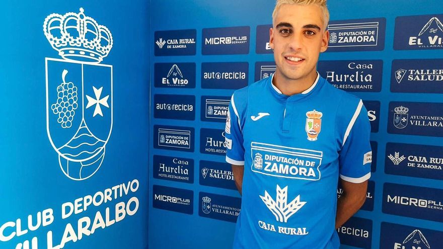 El Villaralbo ficha a Raúl Álvarez, ex del Zamora CF