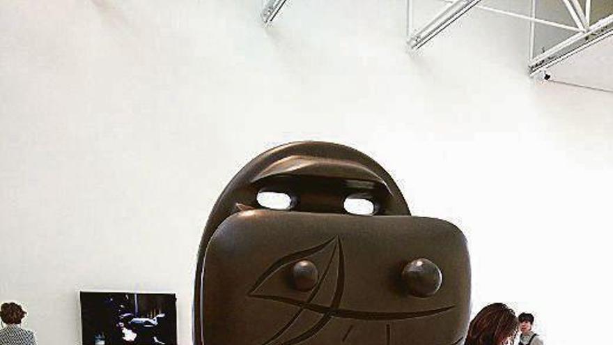 Una exposición reivindica la vigencia de la obra escultórica de Joan Miró
