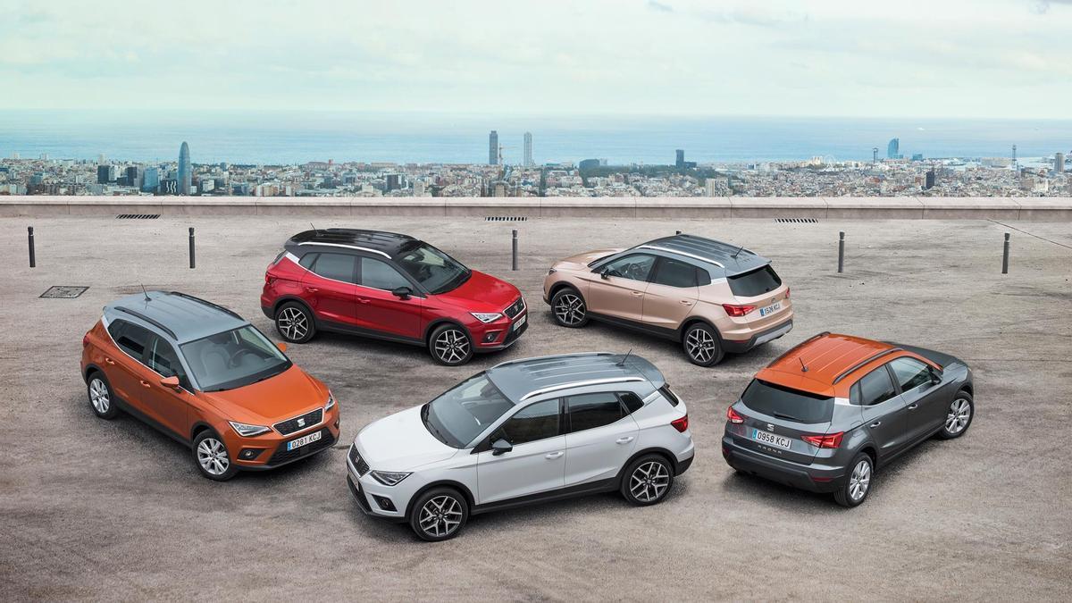 La Feria del Automóvil de J.R. Valle contará con 70 unidades de SEAT, CUPRA y Škoda con descuentos de hasta 10.000€.