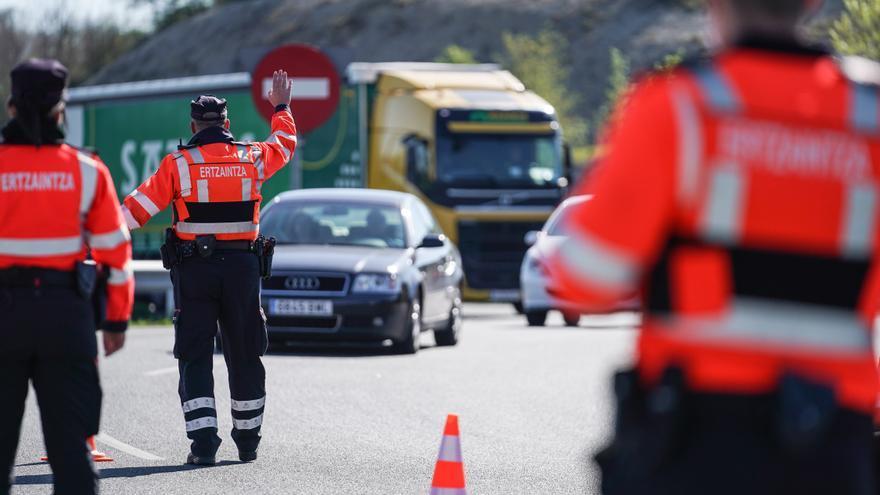 La Fiscalía vasca se opone a mantener el cierre perimetral y el toque de queda