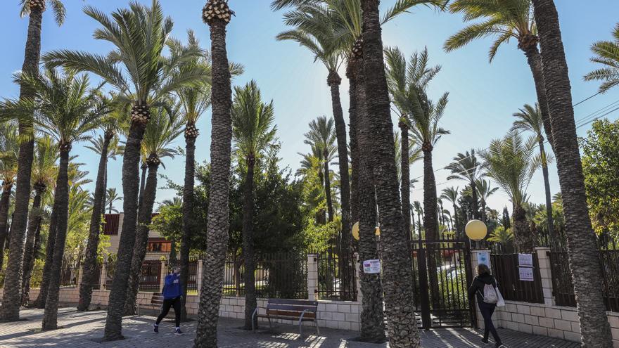 """El tiempo en Alicante: rachas de viento de 120 km/hora y """"subidón"""" térmico de Orihuela y la costa"""