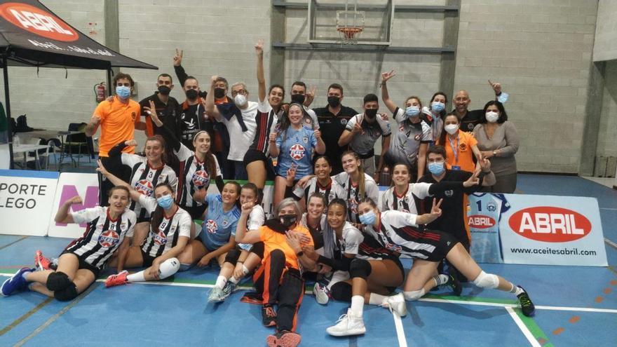 El CD Badajoz consigue el ascenso a Superliga Femenina 2