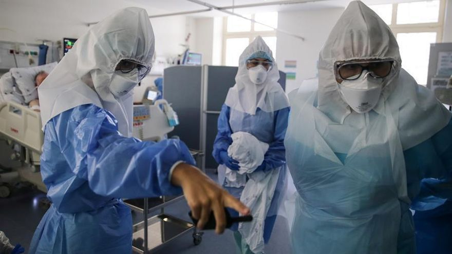 Extremadura registra un repunte de positivos hasta 53 casos