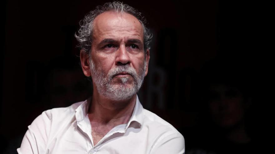Willy Toledo presenta el estreno de 'El Rey' en Multicines Monopol