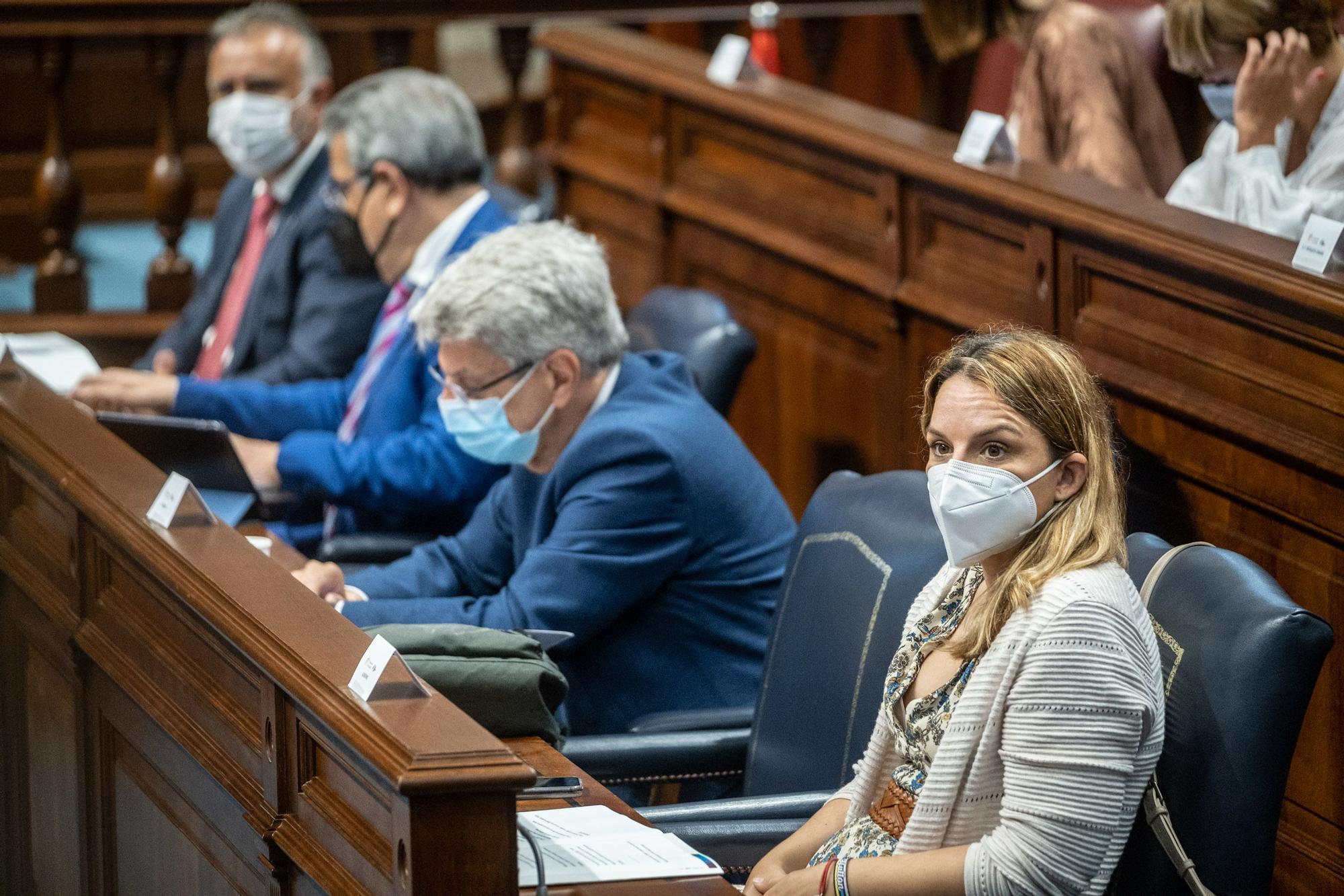 Pleno Parlamento de Canarias