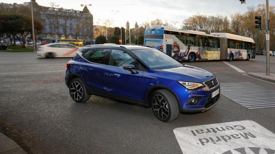 Nuevo Seat Arona TGI, el primer SUV que se sube al Gas Natural