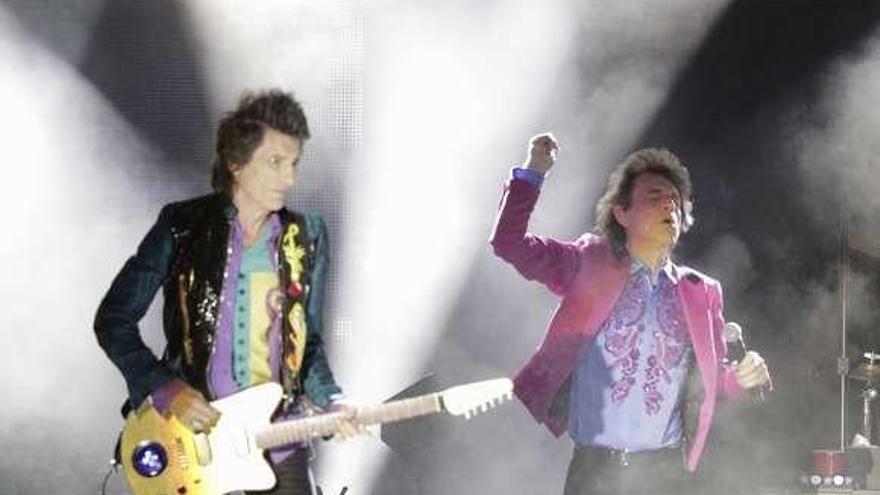The Rolling Stones lanzan su primera canción inédita en 8 años, 'Living in a ghost town'