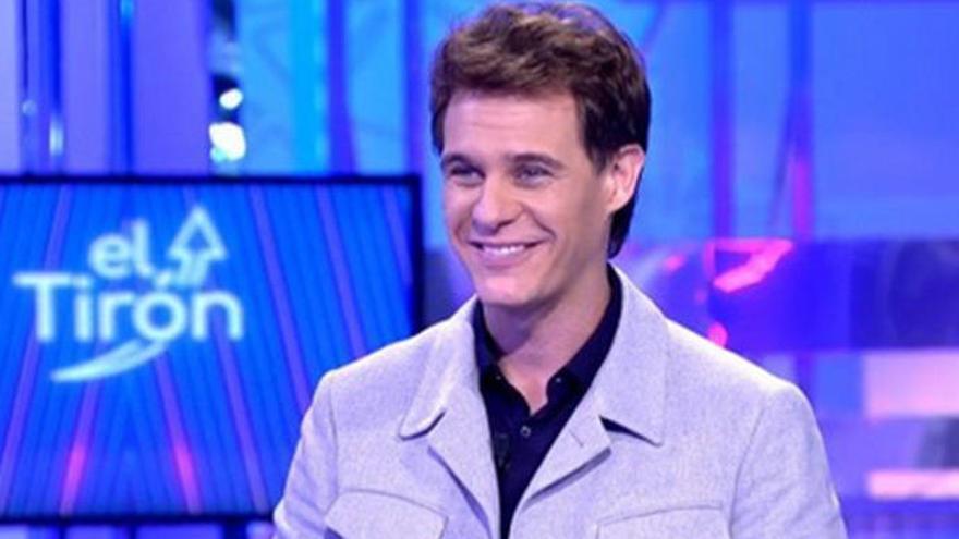 Christian Gálvez estrena 'El Tirón' en Telecinco