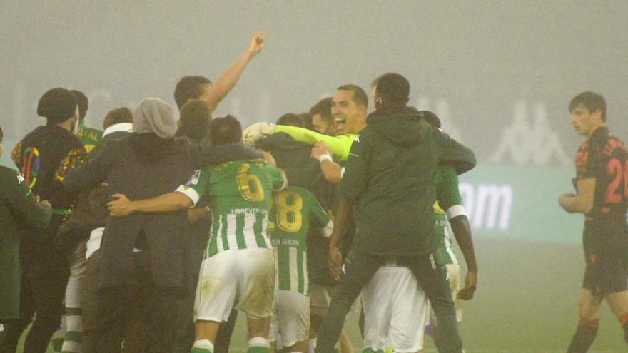 Levante, Betis y Villarreal se meten en cuartos de final