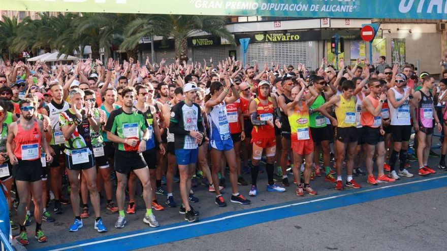 La Gran Carrera del Mediterráneo estará homologada y será una media maratón