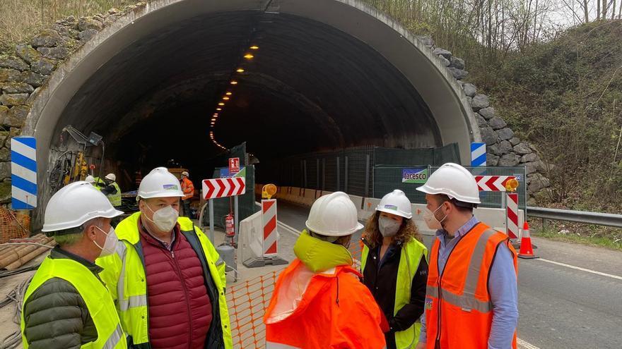 Las obras del túnel de Sotrondio obligarán al corte del Corredor del Nalón durante dos meses