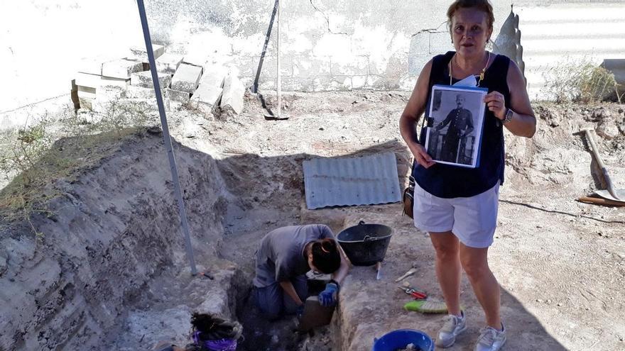 Hallados los primeros cuerpos de represaliados en el cementerio municipal de Cabra