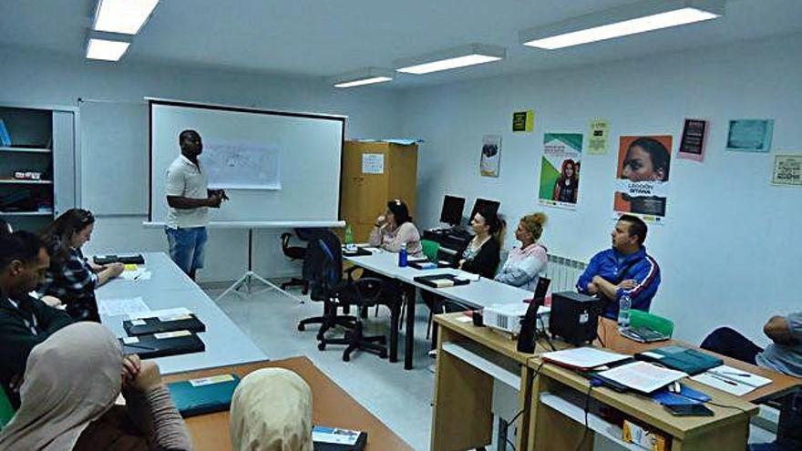 Finalizan los talleres del Secretariado Gitano