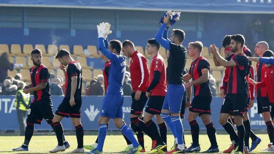 Cinco jugadores se desvinculan del Reus por impagos