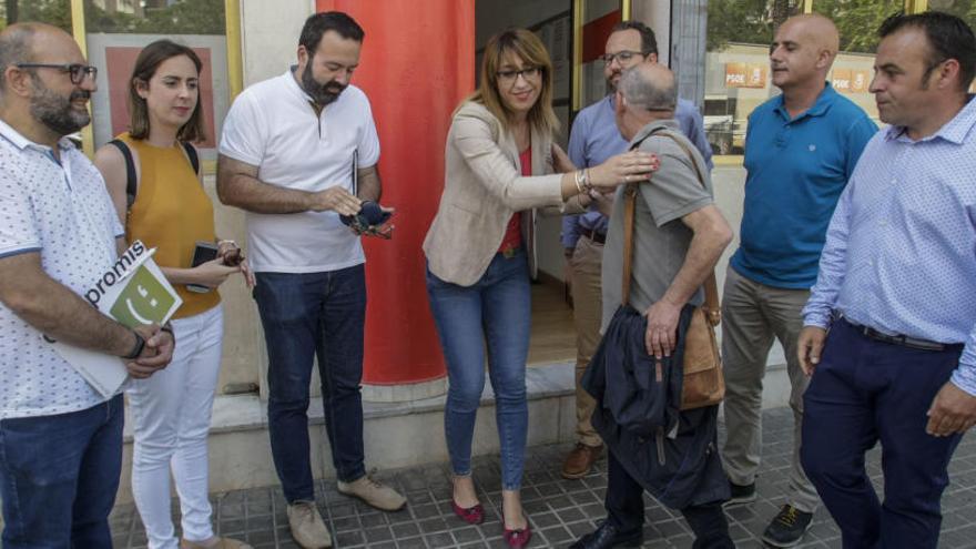 Compromís advierte al PSOE que no aceptará pactos a medias y será gobierno u oposición