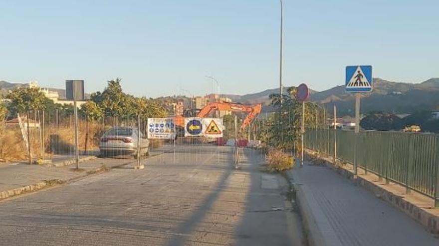 Comienzan las obras para reparar la calle Joaquín Gaztambide