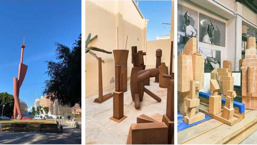 La Fundación Miquel Navarro convertirá en un museo su taller en Mislata