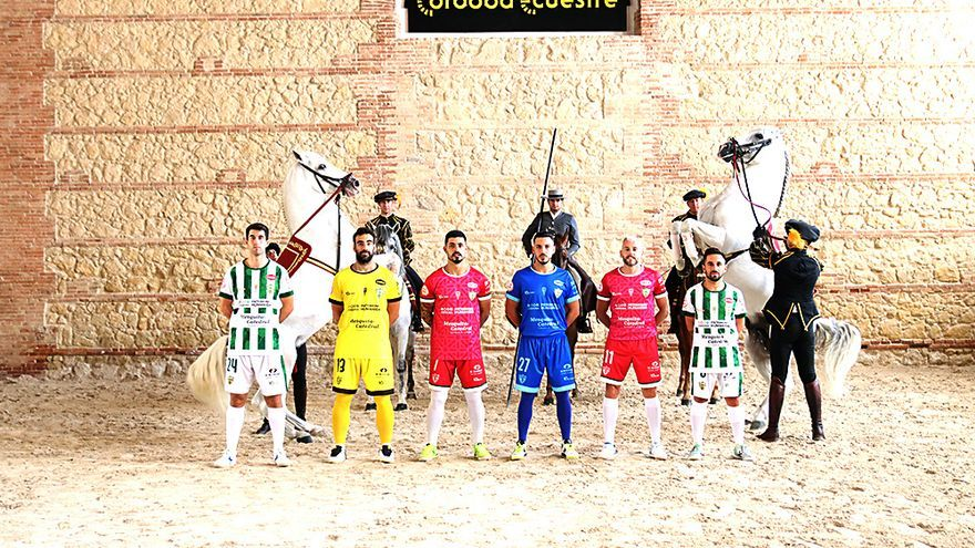 Así son las nuevas equipaciones del Córdoba Futsal