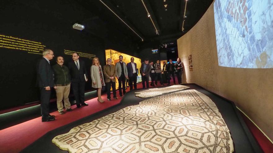 Petrer cerrará 2020 con el museo arqueológico acabado