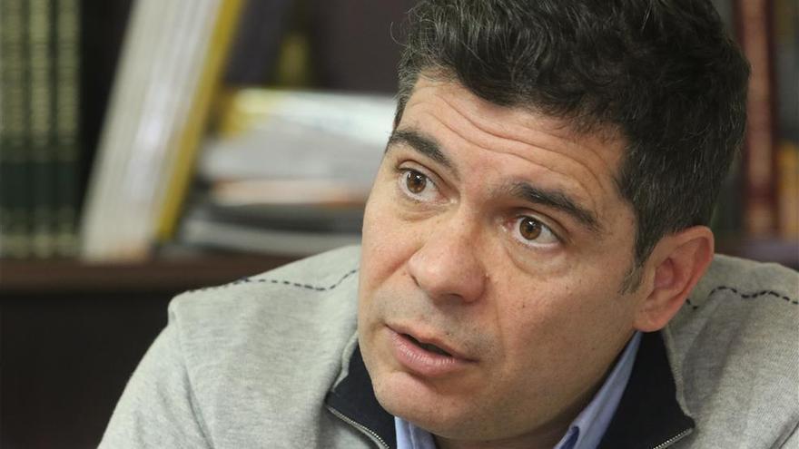 """Francisco Estepa: """"La suerte es para los audaces"""""""