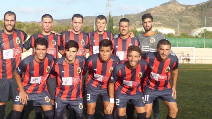 Minerva y Cartagena B empatan en la ida de la Copa Federación