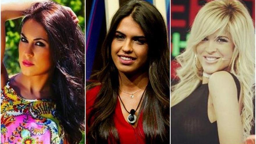 Ylenia vuelve a 'MYHYV' junto a Raquel y Sofía, de 'GH 16'
