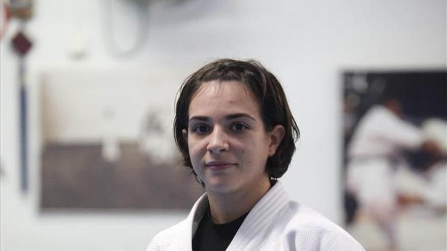 Julia Figueroa afronta el grand slam de Bakú