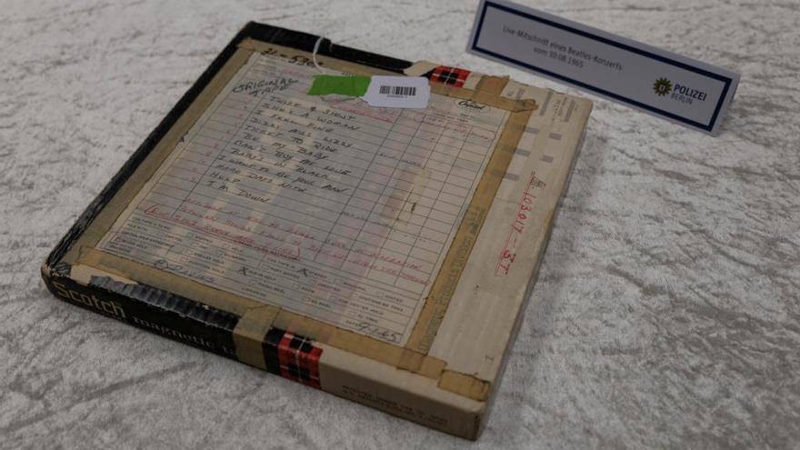 El diario perdido de John Lennon