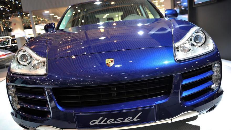 Porsche deixarà de fabricar models dièsel dels seus automòbils