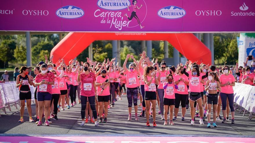 Las carreras populares cogen ritmo: abierto el plazo para apuntarse a la Carrera de la Mujer de Gijón