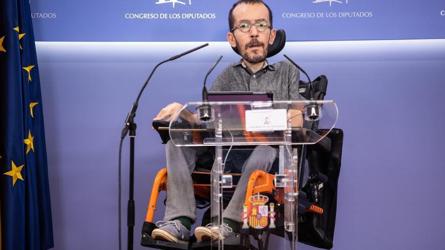 PSOE y Unidas Podemos negociarán en una semana las enmiendas para derogar la 'ley mordaza'