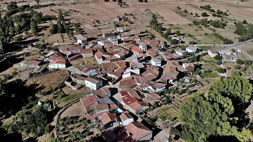 13 pueblos de Aliste se quedan sin concentración parcelaria