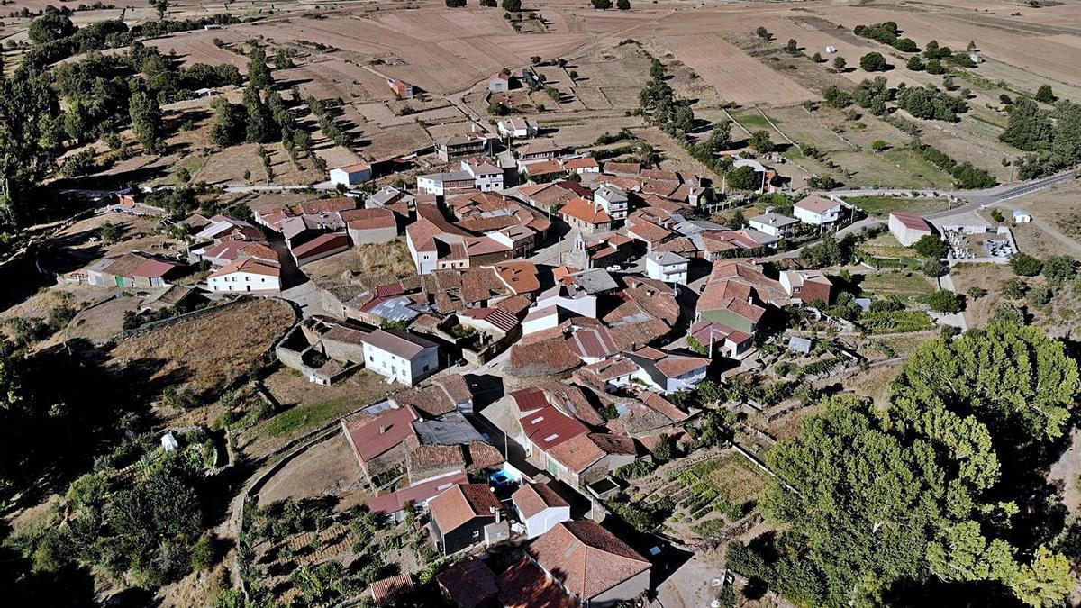 Ufones, uno de los pueblos donde se está realizando el procedimiento privado de concentración.