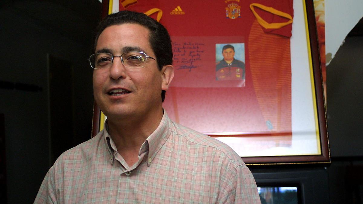 Fallece el exalcalde de Cieza Francisco Martínez Rojas
