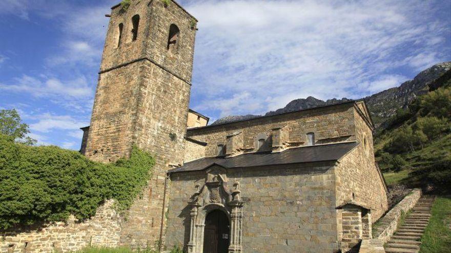 El Real Monasterio de San Victorián realiza en agosto visitas teatralizadas