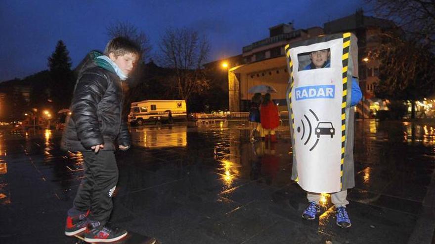 Carnaval en Mieres