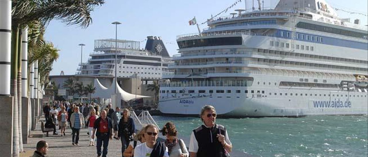 Cabo Verde pide promocionarse junto a Canarias como destino de cruceros