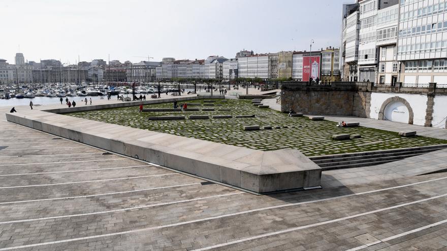 El fin de semana comenzará con sol y acabará con lluvia en A Coruña