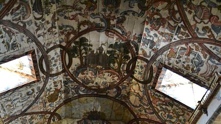 La iglesia de Otero de Sanabria recibe 1.700 turistas en cuatro meses