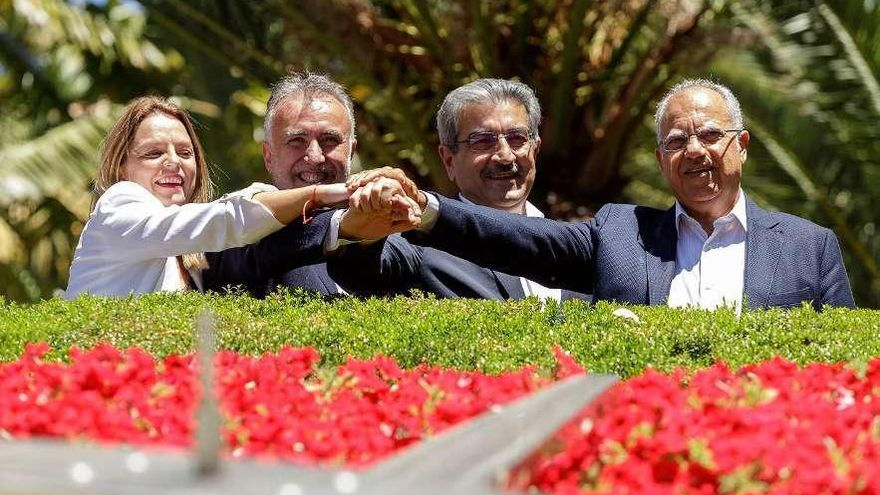 Canarias: el pacto de las flores