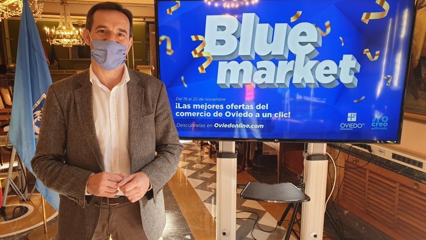 """Javier Cuesta Menéndez: """"En la digitalización del pequeño comercio hay que hacer trajes  a medida"""""""