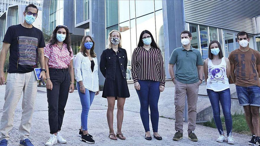 Primera promoción de 'Early Researchers' en Cinbio