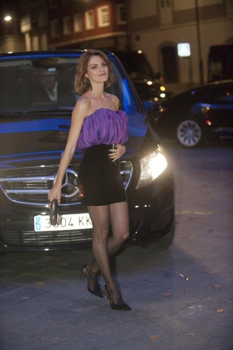 La actriz Amaia Salamanca.