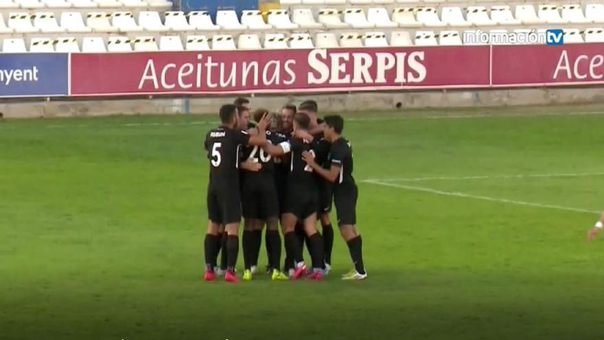 Ibiza-Hércules; primer gran partido de la temporada en Segunda B