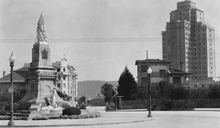 Plaza de España, escenario de mil batallas e indómita anfitriona