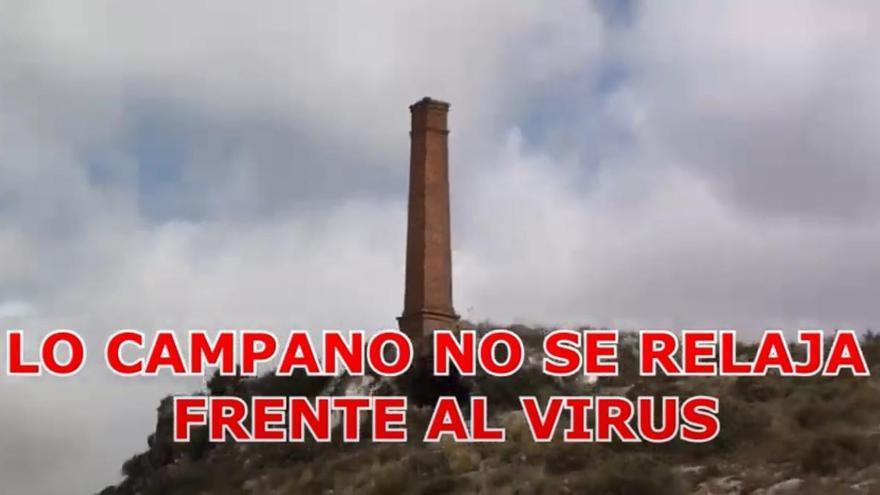 Lo Campano y Los Mateos realizan campañas de prevención ante el COVID19