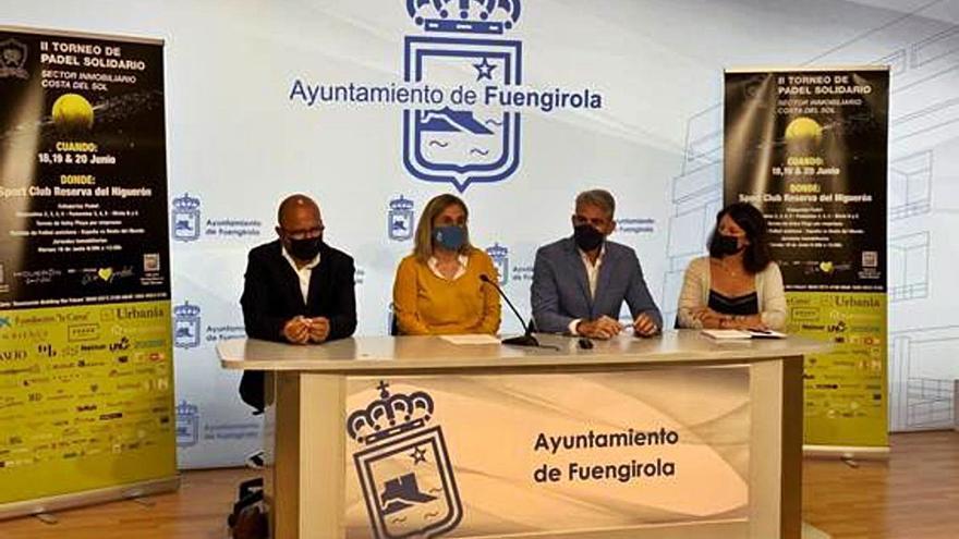 Inmobiliarias de la Costa del Sol se alían para apoyar a colectivos sociales