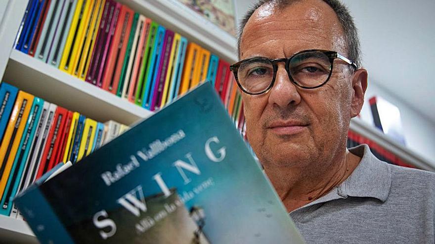 Rafael Vallbona: «Escribo para entender mi tiempo, que es el siglo XX»