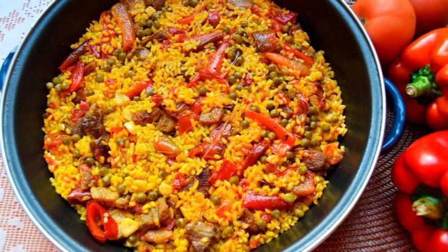 El nuevo debate viral en Twitter: ¿Arroz murciano, alicantino o paella valenciana?