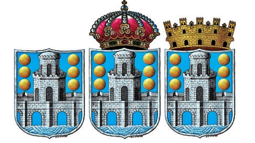 Betanzos rechaza las alegaciones al escudo con la corona borbónica